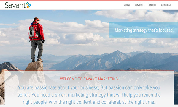 Savant Marketing Design